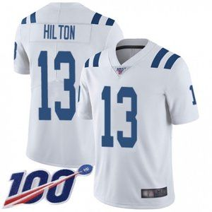 Indianapolis Colts T.Y. Hilton 100th Season Jersey